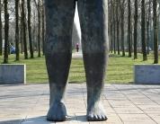 Koning Lodewijklaan, bij het Nationaal Canadees Bevrijdingsmonument gm[[52.22699766846009, 5.946081876754761]]