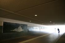 Fietstunnel onder het station. gm[[52.20933248595923, 5.969162285327911]]