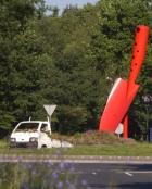 In het kader van de Triënnale zijn op diverse toevalswegen in Apeldoorn bijzondere bermen aangelegd door verschillende hoveniers uit de regio. gm[[52.17880035651013, 5.962057113647461]]